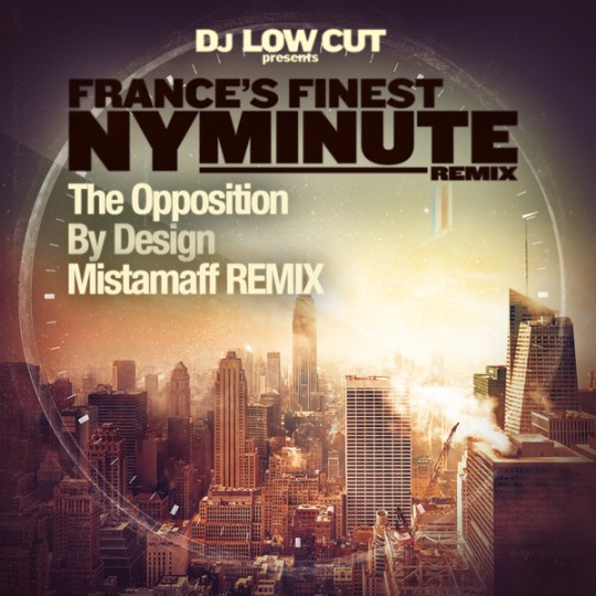 The Opposition – By Design (Mistamaff Remix)