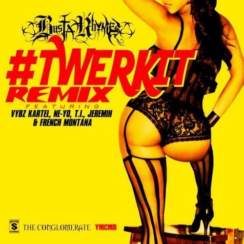Busta Rhymes ft. Vybz Kartel, Ne-Yo, T.I., Jeremih & French Montana - Twerk It REMIX