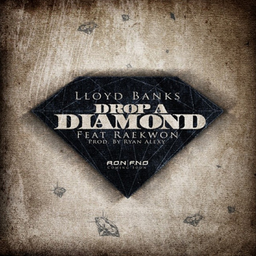 Lloyd Banks - Drop A Diamond (Feat. Raekwon)
