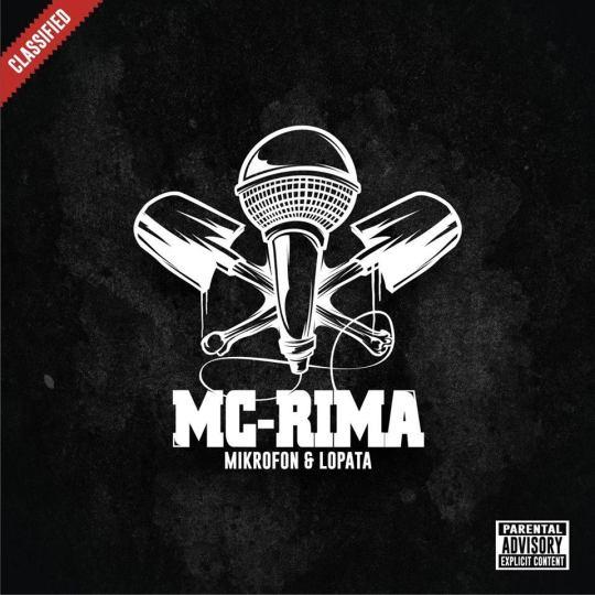 MC RIMA - Mikrofon & lopata