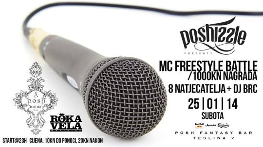 MC Freestyle Battle