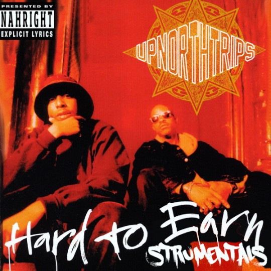 Gang-Starr-Hard-To-Earnstrumentals