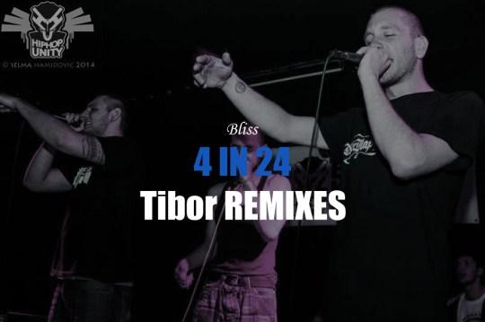 Bliss - Tibor Remixes (4 in 24)