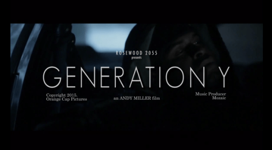 Video: Rosewood 2055 - Generation Y
