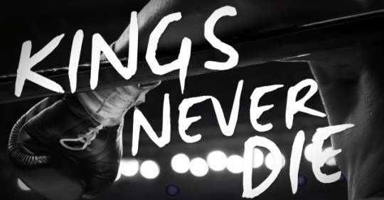 Lyric Video: Eminem ft. Gwen Stefani - Kings Never Die