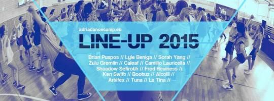 Adria Dance Camp 2015
