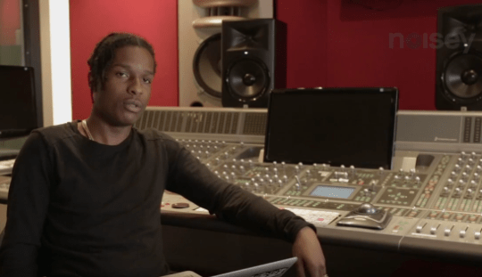 Video: Noisey - People vs. A$AP Rocky