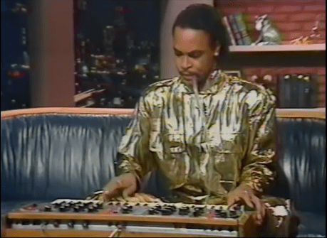 Video: Roger Troutman on The Talkbox (1987)