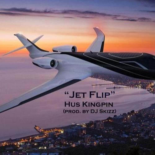 Hus Kingpin - Jet Flip