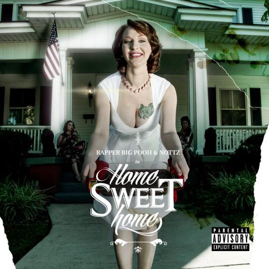 Rapper Big Pooh & Nottz - Home Sweet Home (Album Stream)
