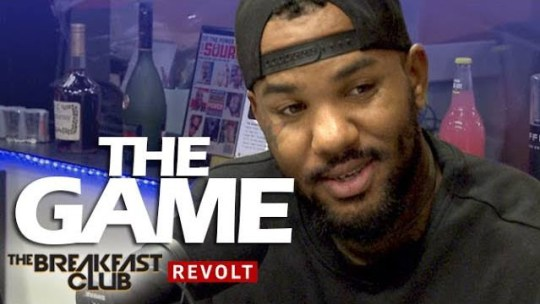 Video: The Game Interview at The Breakfast Club