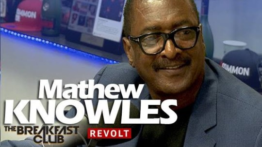 Video: Mathew Knowles Interview at The Breakfast Club