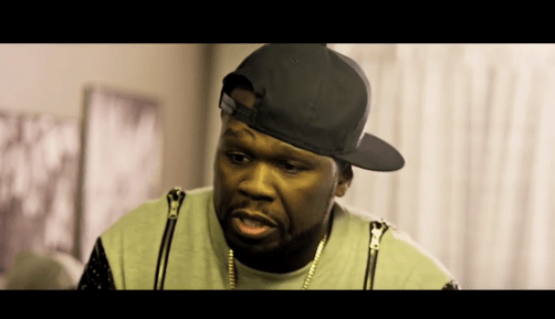 "Watch 50 Cent's Short Film For ""I'm The Man"""
