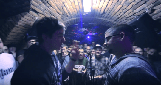 Video: Rap Skillz - Spit vs. VeB