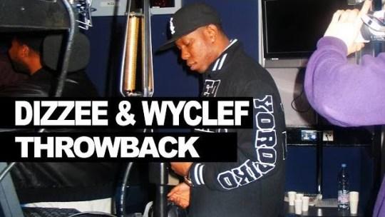 Dizzee Rascal & Wyclef Freestyle For Tim Westwood (2003)