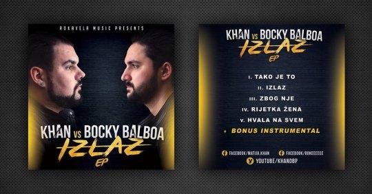 Khan vs. Bocky Balboa - Izlaz EP