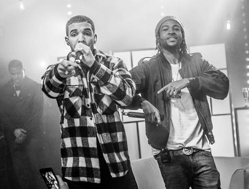 PartyNextDoor ft. Drake