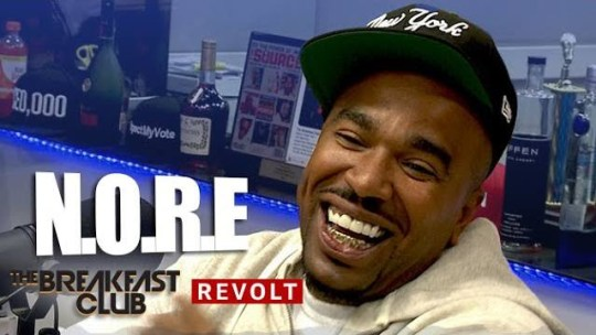 Video: N.O.R.E. Interview on The Breakfast Club