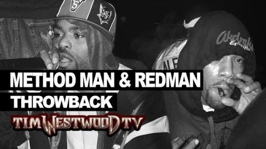 Listen To Method Man & Redman's 25-minute Freestyle From 1999