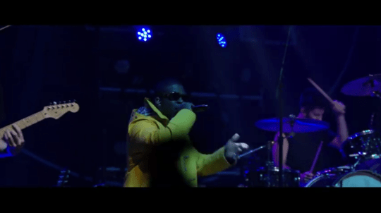 Video: X Ambassadors ft. A$AP Ferg - Low Life (Live From Terminal 5)