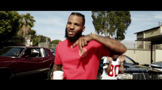 Video: The Game ft. Problem & Boogie - Roped Off
