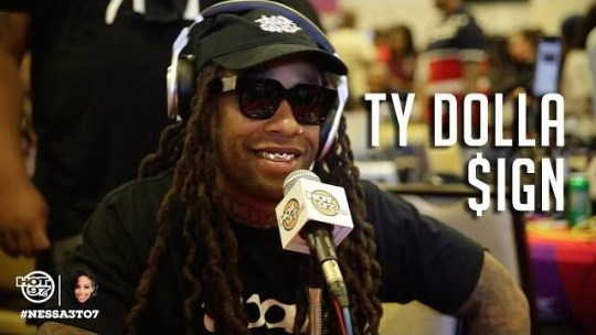Video: Ty Dolla $ign Interview for Hot 97