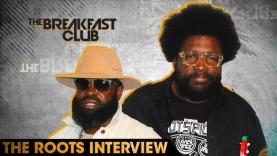 Video: The Roots Interview on The Breakfast Club