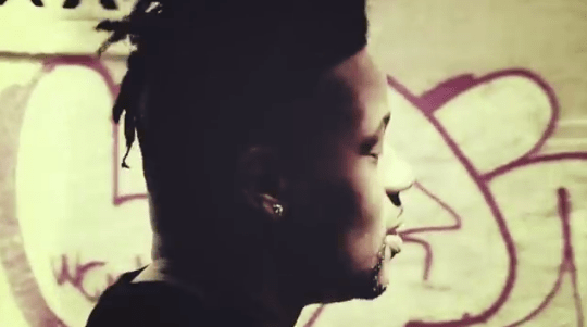 Video: Open Mike Eagle & Paul White - Smiling