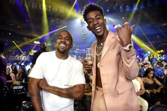Desiigner ft. Kanye West
