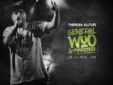 general woo koncert