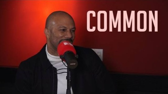 Video: Common Interview on WBLS