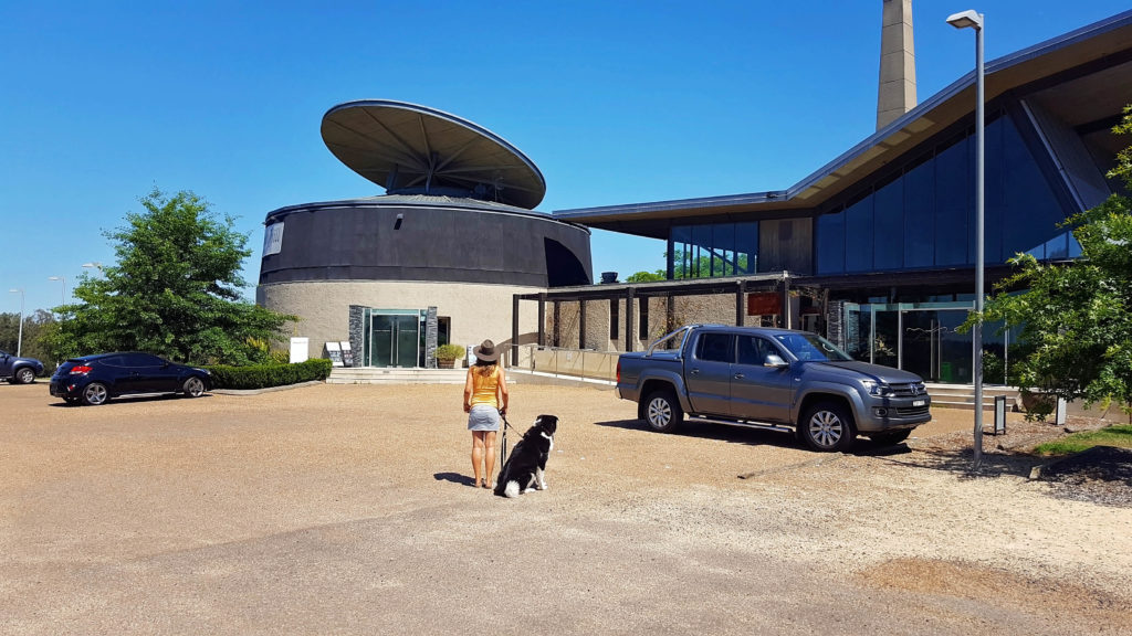 Hunter Valley pet friendly Hungerford Hill Wines