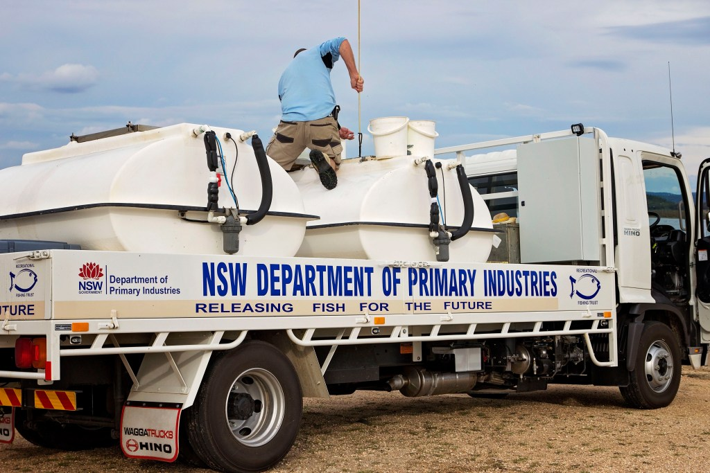 NSW Department of Primary Industries