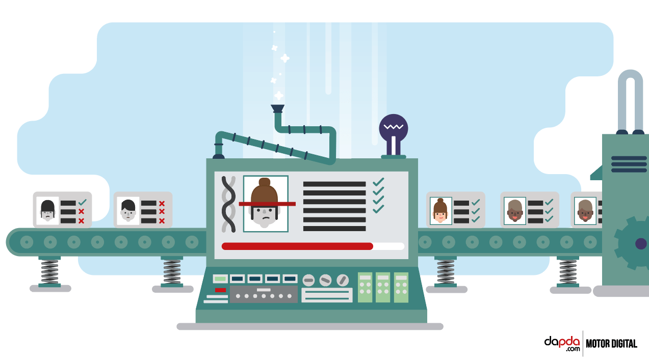 machine illustration