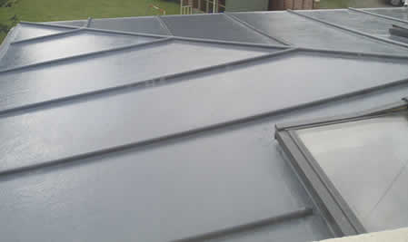 Blackpool Roofing - If you have a flat roof problem the consider GRP Fibreseal roofing fitted professional roofing contractors, Blackpool Industrial Roofing Ltd