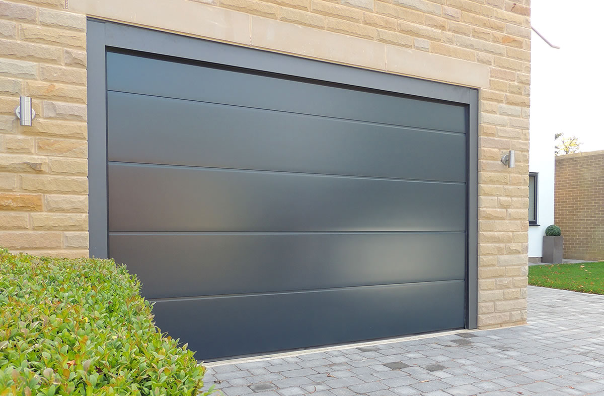 Garage Doors Blackpool Industrial Roofing