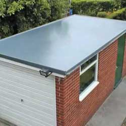 GRP Fibreglass Roofing by Blackpool Industrial Roofing Ltd