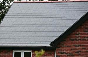 Fibre Cement Slate Tile Roofing by Blackpool Industrial Roofing Ltd. Residential Roofing Services in Blackpool, Lancashire.