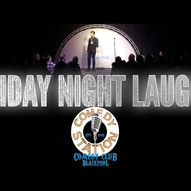Friday Night Laughs with Ryan Gleeson
