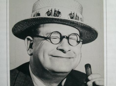 Comedian Dave Morris