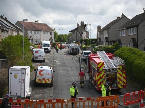 """""""Tragically a young child has been killed as a consequence of what has happened and the thoughts of myself and all the emergency services are with the family at what is a distressing time."""""""