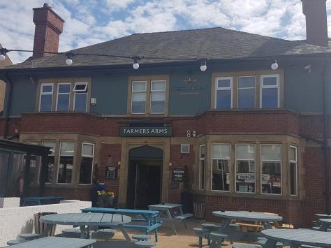 Farmers Arms / 570 Lytham Road / Blackpool / Lancashire / FY4 1RF / 01253 407215