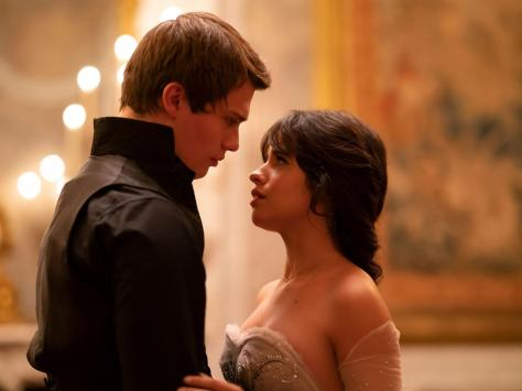 Key scenes in the new Camila Cabello vehicle, Cinderella, were filmed in Blackpool. The film is out in September Picture: Amazon Studios