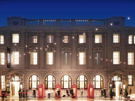 Artist's impression of the proposed Hotel Indigo