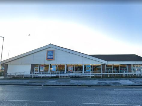 Despite recent speculation, Aldi says it has no plans to close its store in Waterloo Road, Blackpool. Pic: Google
