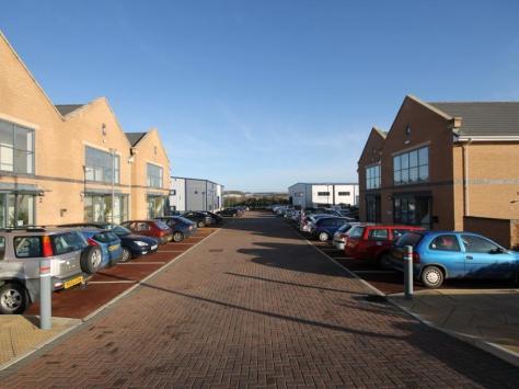 Whitehills Business Park in Blackpool