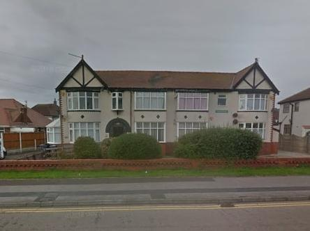 Prior notice for the demolition of six flats and a bungalow on Rossall Road has been submitted to Wyre Council.