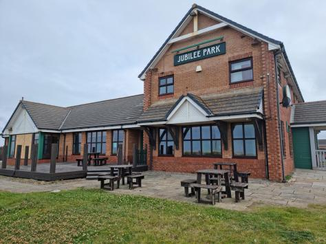 The Jubilee Park pub on North Promenade, Cleveleys. Pic: JPI Media