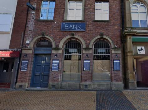"""The Bank Bar & Grill Blackpool, 28 Corporation St, Blackpool,  FY1 1EJ - 4.9 out of 5 (574 reviews) """"Great food and brilliant service. Staff couldn't have been more attentive and fun. Decent prices too for the quality offered."""""""