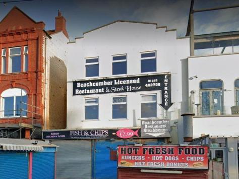 """Beachcomber Steakhouse, 499 Promenade, Blackpool,  FY4 1BA - 4.7 out of 5 (232 reviews) """"All meals came quickly and were cooked perfectly, especially the steaks."""""""